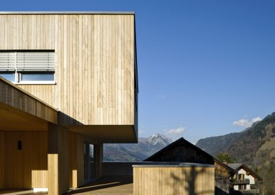 © Marco Mathis – mamar.at - Architekt DI Michael Achammer / aazt.at